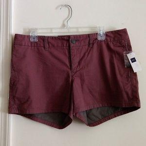 NWT Gap Hadley shorts